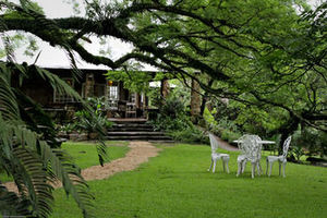 Hôtel - Reilly's Rock Hilltop Lodge - Mbabane