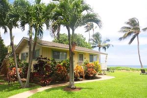 Location de vacances - North Shore de Maui Oceanfront Cottage - Paia