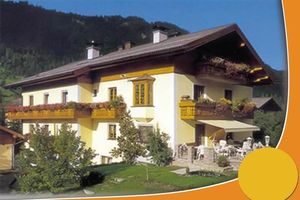 Location de vacances - Sunnhäusl, bed and breakfast - chambre double, douche, WC - St. Veit Im Pongau
