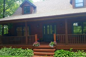 Location de vacances - Suite Deer Run Cabin - Whitwell