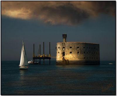 Rochefort-boyard-charentes maritimes-France
