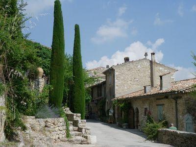 var-provence alpes côte d'azur-bargème-village