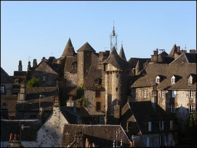 Cantal-avergne-salers-village