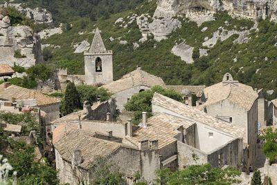 Plus beaux villages de France-les Baux de provence-