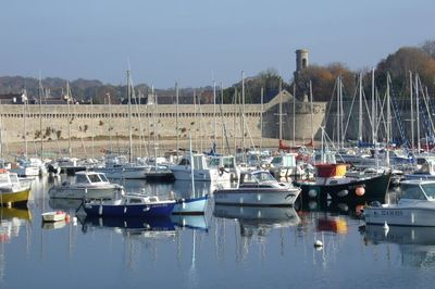 Remparts-Port-Concarneau