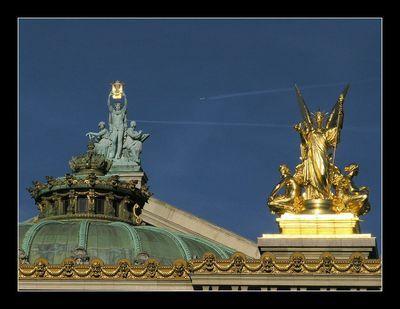 Palais Garnier-opéra-Paris-France